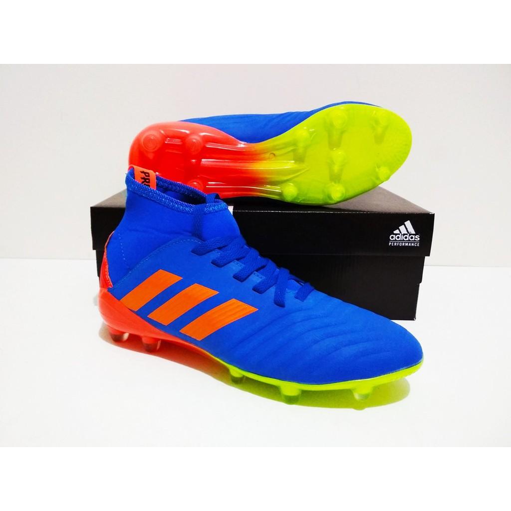 3f8dde776 39-45 David Beckham Predator Accelerator DB FG Asli Sepatu Sepak ...