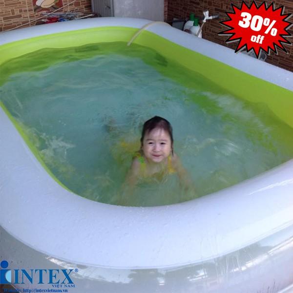KOLAM SPA BABY INTEX SWIM CENTER POOL 56483 / Kolam renang