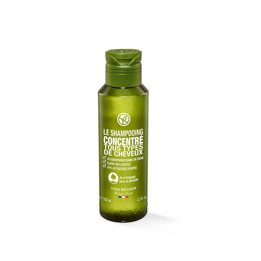 YVES ROCHER CONCENTRATED SHAMPOO 100ML BOTTLE-2