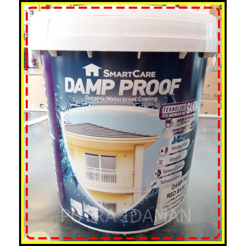Asian Paints Asian Paint Smartcare Damp Proof Packaging Type Bucket Packaging Size 4l And Also Available In 20l Rs 1000 Litre Id 21022614497
