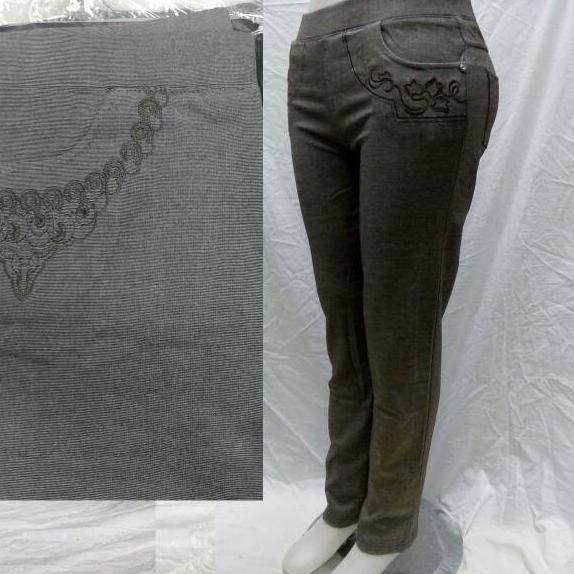 Top Produk Celana Legging Katun Denim Merk Saya T3 Shopee Indonesia