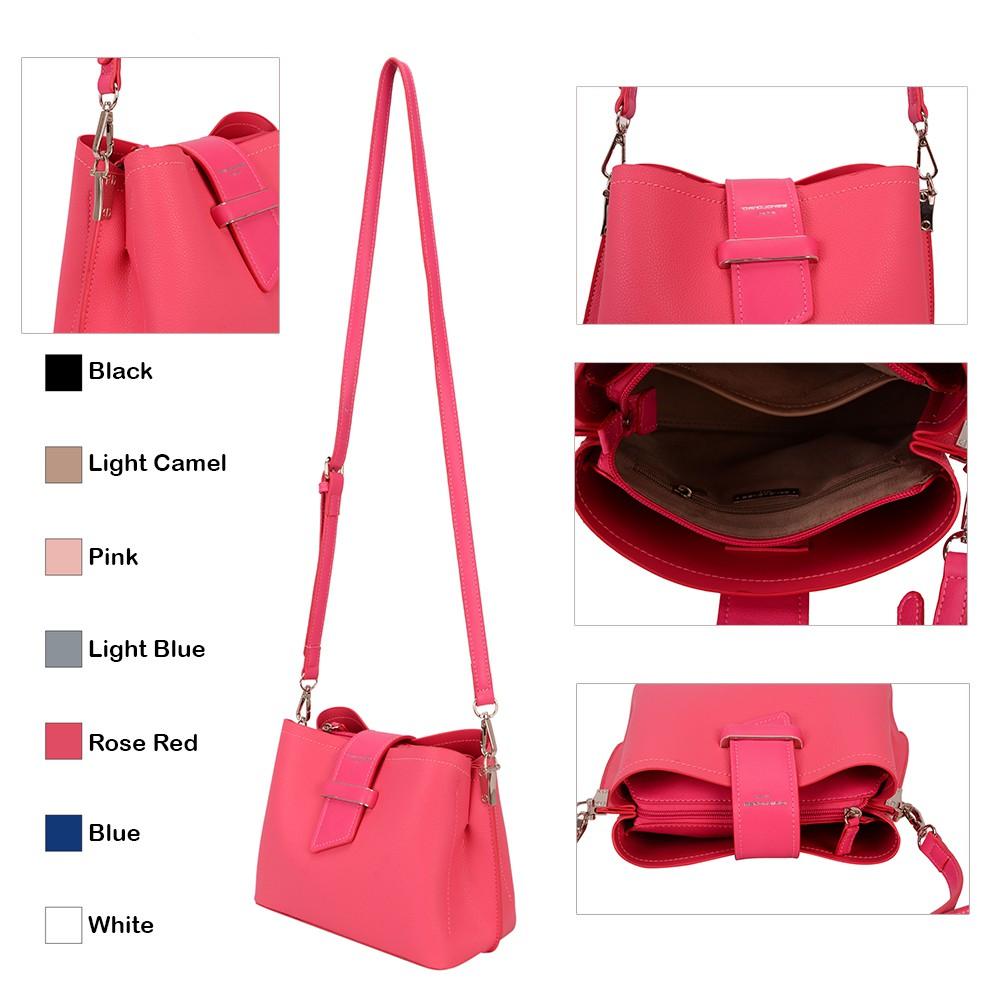 DJ 6003-1 Tas Pinggang Bumbag Shoulder Crossbody Import Wanita | Shopee Indonesia