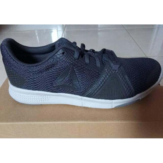 Sepatu Cewek Original Reebok Running Women Hitam ...
