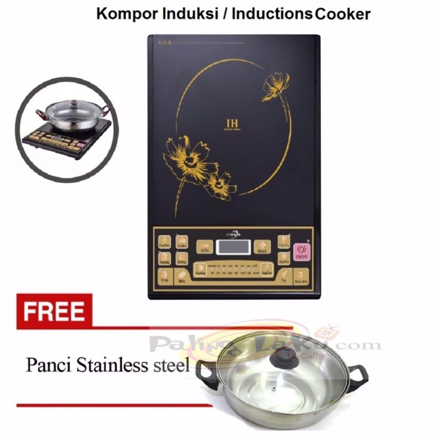 Paling Laku Cymba TG-1322 Kompor Induksi / Inductions Cooker   Shopee Indonesia