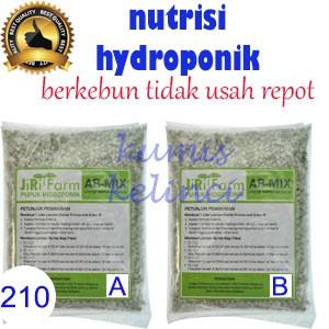 Nutrisi Hidroponik | Nutrisi AB Mix Hidroponik | Pupuk AB Mix Hidroponik | Pupuk Hidroponik AB Mix