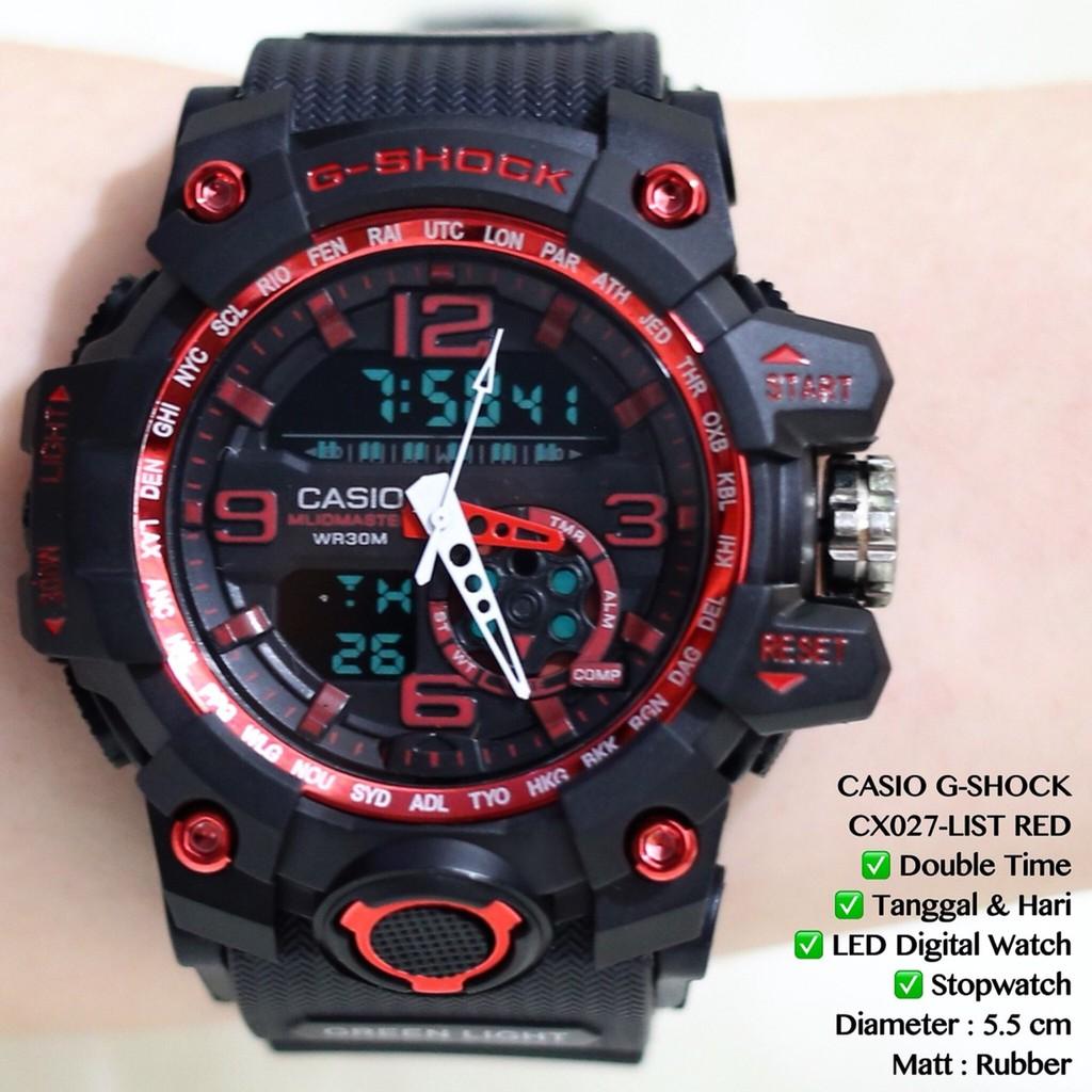 Jam Tangan Pria G-Shock GG Version Gshock Digital  fc0086c9b0