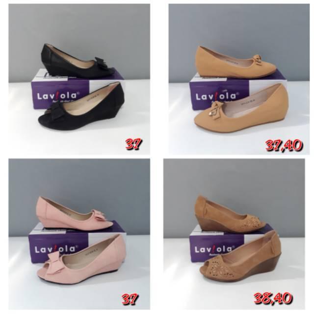 Sepatu Wanita Wedges Connexion Brand Matahari 100% Original  6c67949273