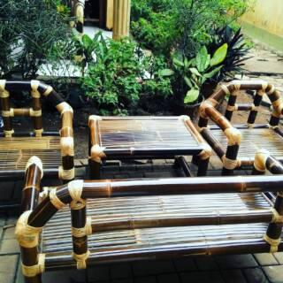 960 Gambar Kursi Dari Bambu Hitam Terbaik