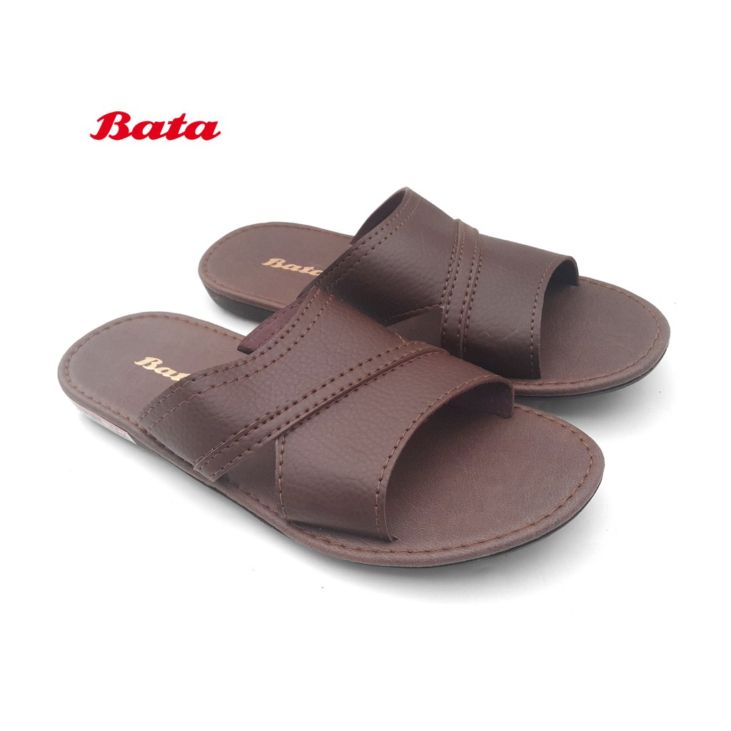 Bata Men Summer 6017 Sandal Selop Pria Kasual Warna Coklat Homyped Wanita Elegance B 52 Red Merah 39 Shopee Indonesia