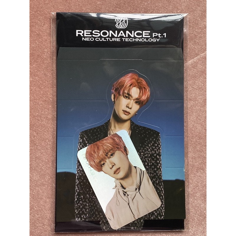 NCT Jaehyun Resonance Part 1 Holo Standee PC Set