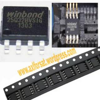25Q32BVSIG 4MB 3V WINBOND W25Q32BVSIG 25Q32 IC BIOS EEPROM