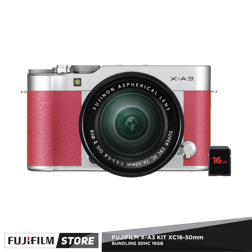Daftar Harga Fujifilm X T20 Kit Xc15 45mm F 35 56 Silver Instax T100 F35 Ois Pzdark Pwp Xf35 F2 Body Only Free Sdhc 16 Gb Tas Shopee Indonesia