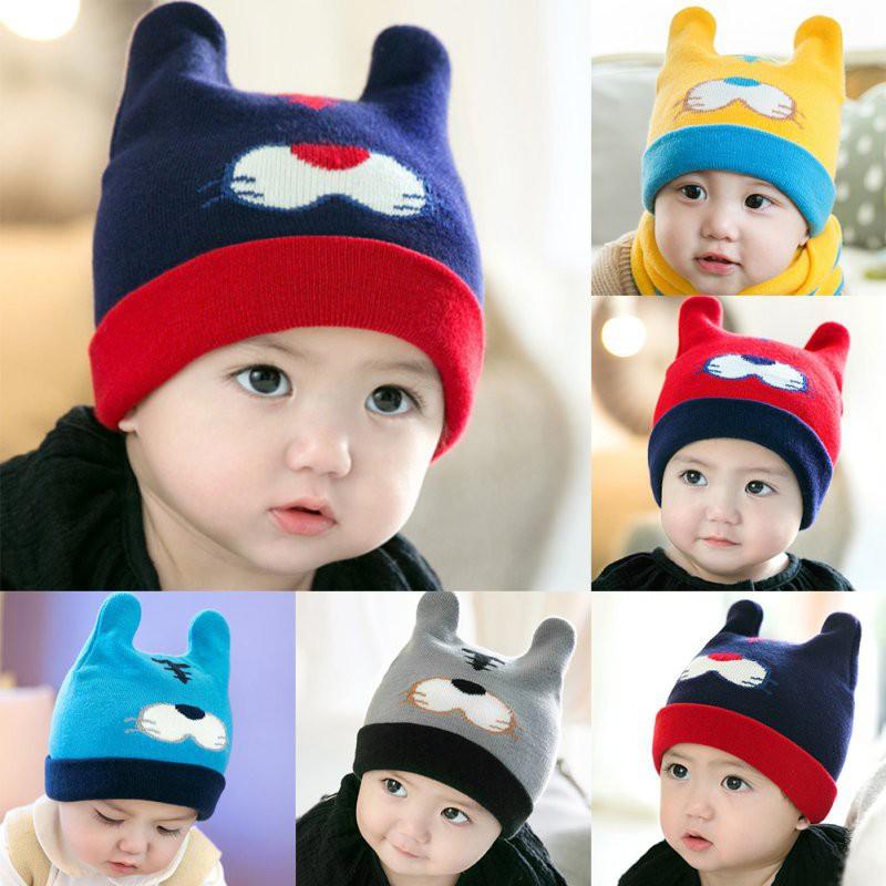 Topi bayi anak laki laki perempuan huruf inisial bagus Keren H393 | Shopee Indonesia