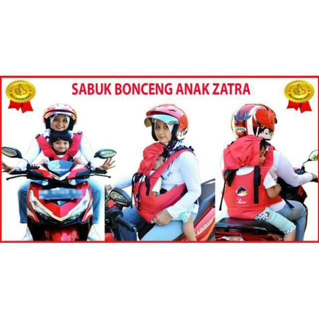 [NEW] SABUK BONCENG ANAK ZATRA 3 IN 1 ( sabuk, car seat, gendongan ) | Shopee Indonesia