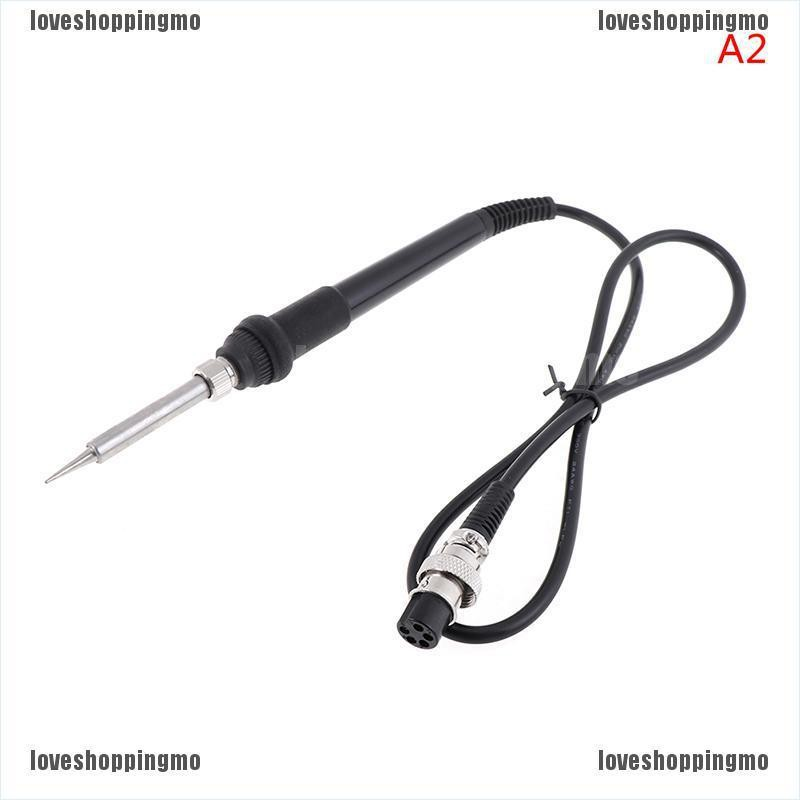 Soldering Iron Handle Solder 907 A1322 Heating Element 24V 50W 5-hole ☆