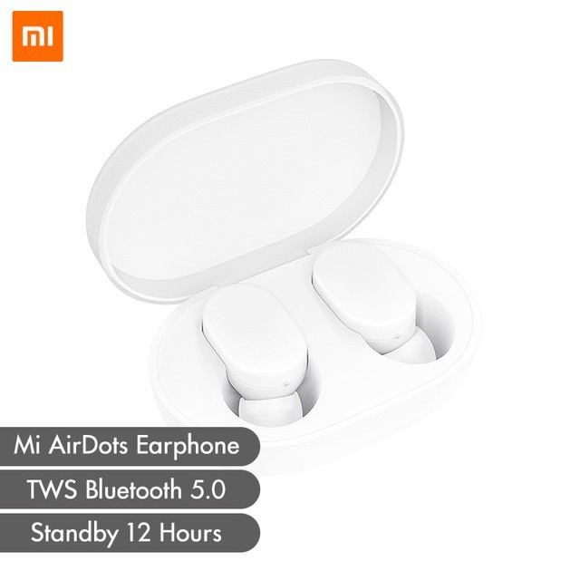 Xiaomi AirDots Bluetooth Earphone Youth Version Stereo mini With Mic