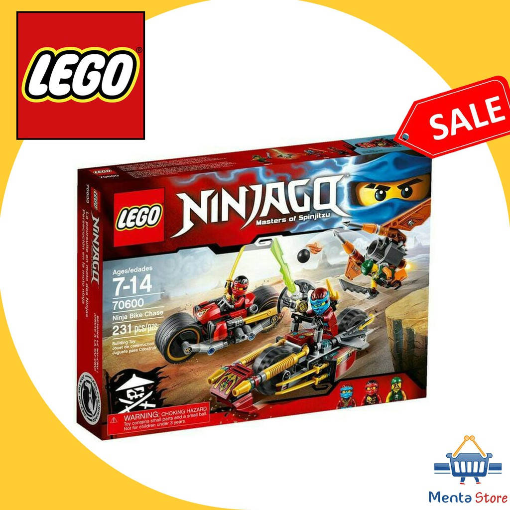 Lego® Ninjago Figur Kai *Neu* 70600
