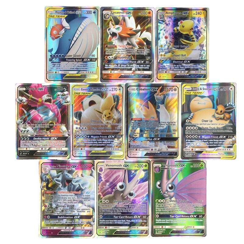 Hot New Pokemon TCG 60 FLASH CARD LOT RARE 13 MEGA EX CARDS WITH BOX