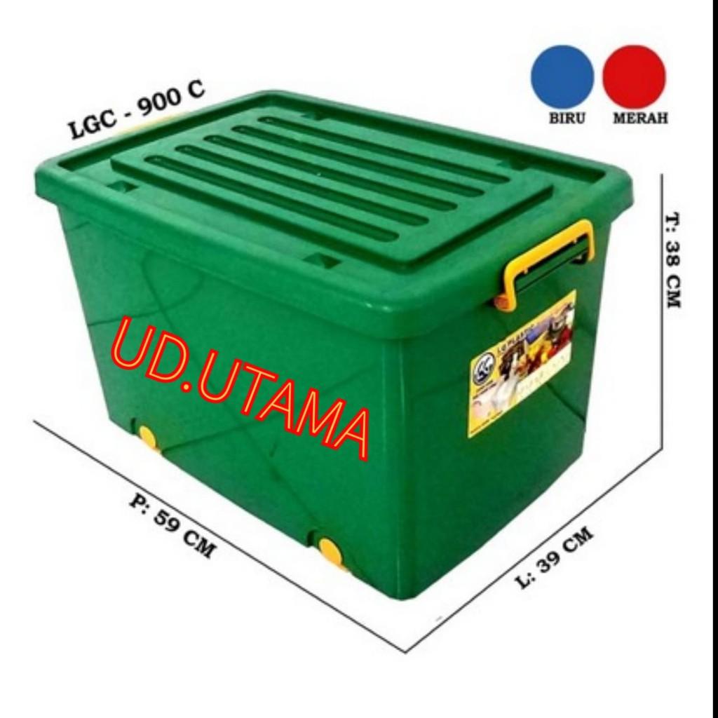 Container Box Plastik 40 Liter Shopee Indonesia Harga box container plastik