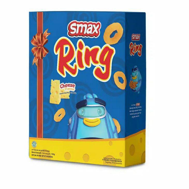 BEST SELLER!!! Smax Ring Box 100gr