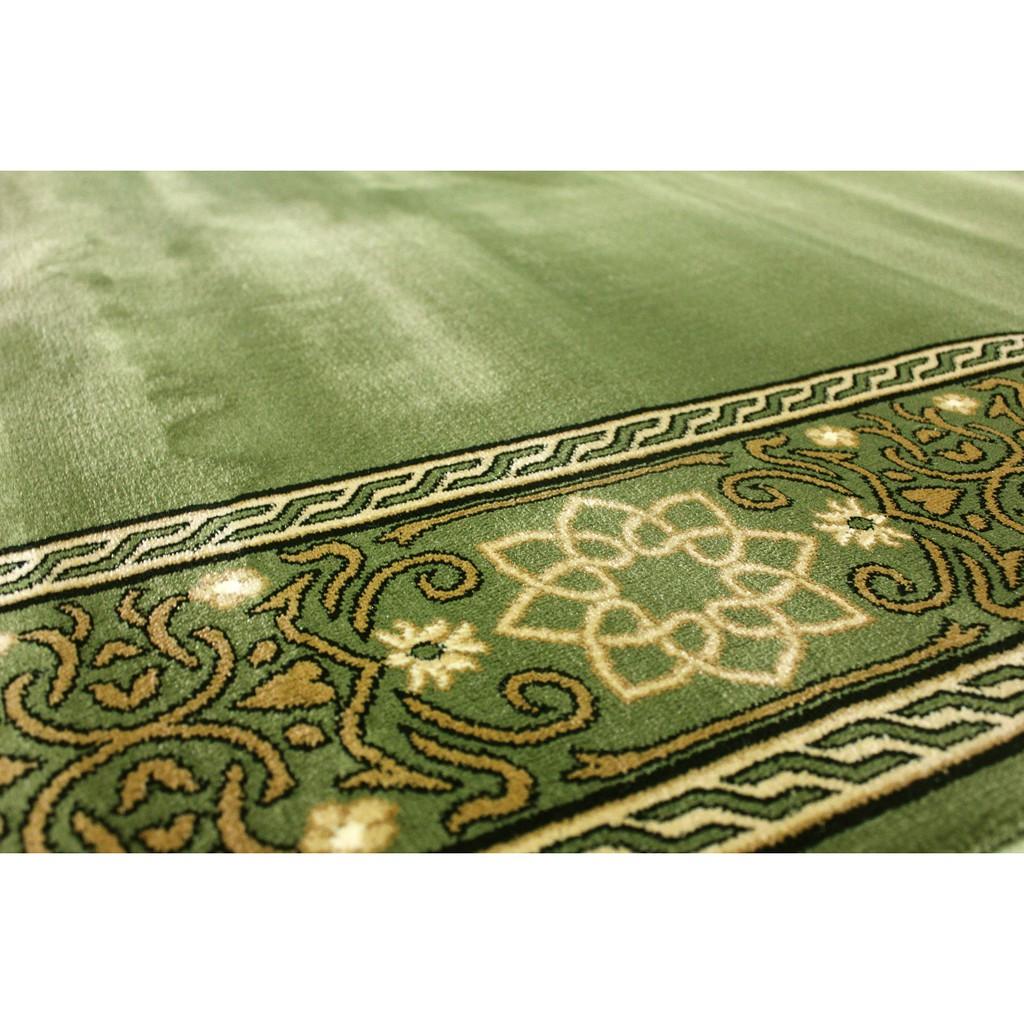 Karpet Masjid Al Imam Ukuran 120 X 600 Hijau 28006 Shopee Indonesia Rumah Marocco 100 150 Merah 2303