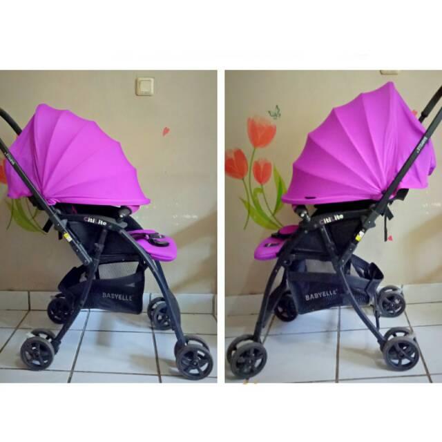 Sold Terjual Stroller Kereta Bayi Baby Elle Babyelle
