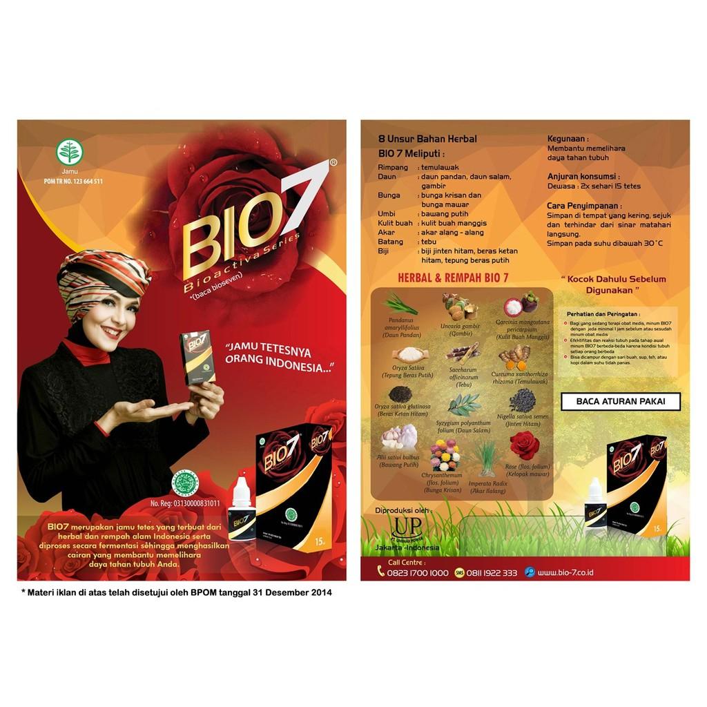Jamu Tetes Bioactiva Bio Activa Daftar Harga Terbaru Dan Terupdate