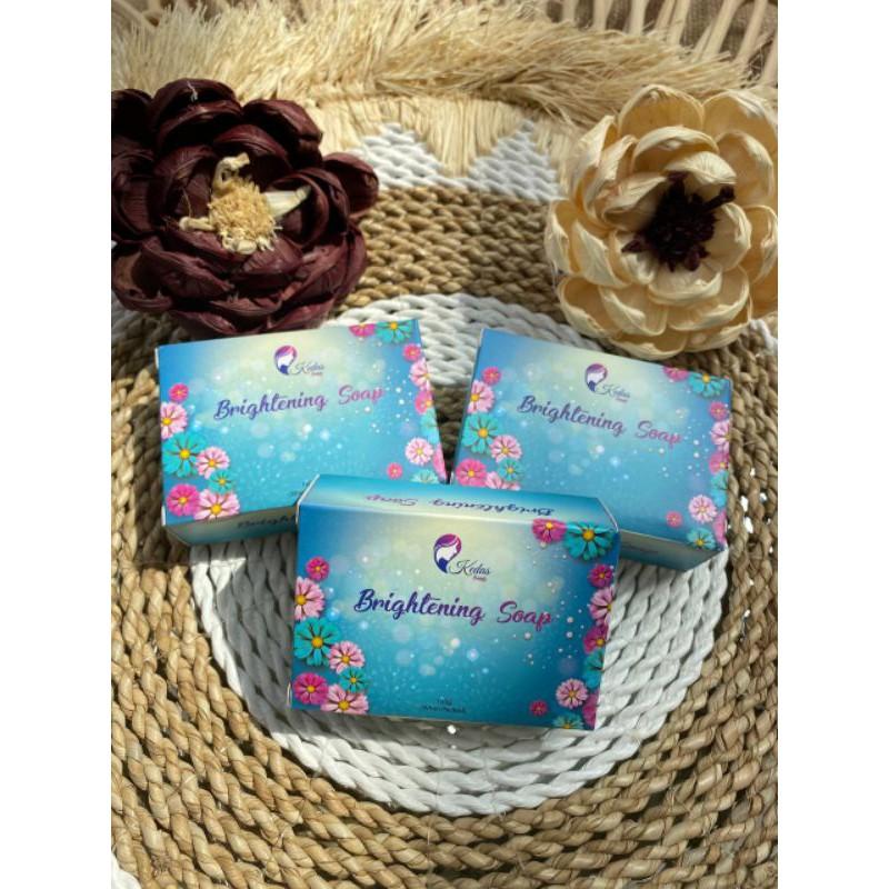Promo Hemat Sabun, Gold jelly dan 1 Paket(Sabunn+Gold jelly) Kedas Beauty Original Bpom
