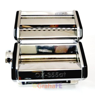 ... Oxone Gilingan Mie / Molen / Pasta - Stainless Steel Noodle Machine OX- 355AT. habis
