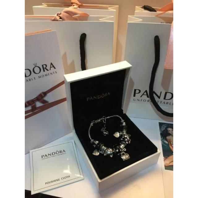 Pandora Bracelet Shopee Indonesia