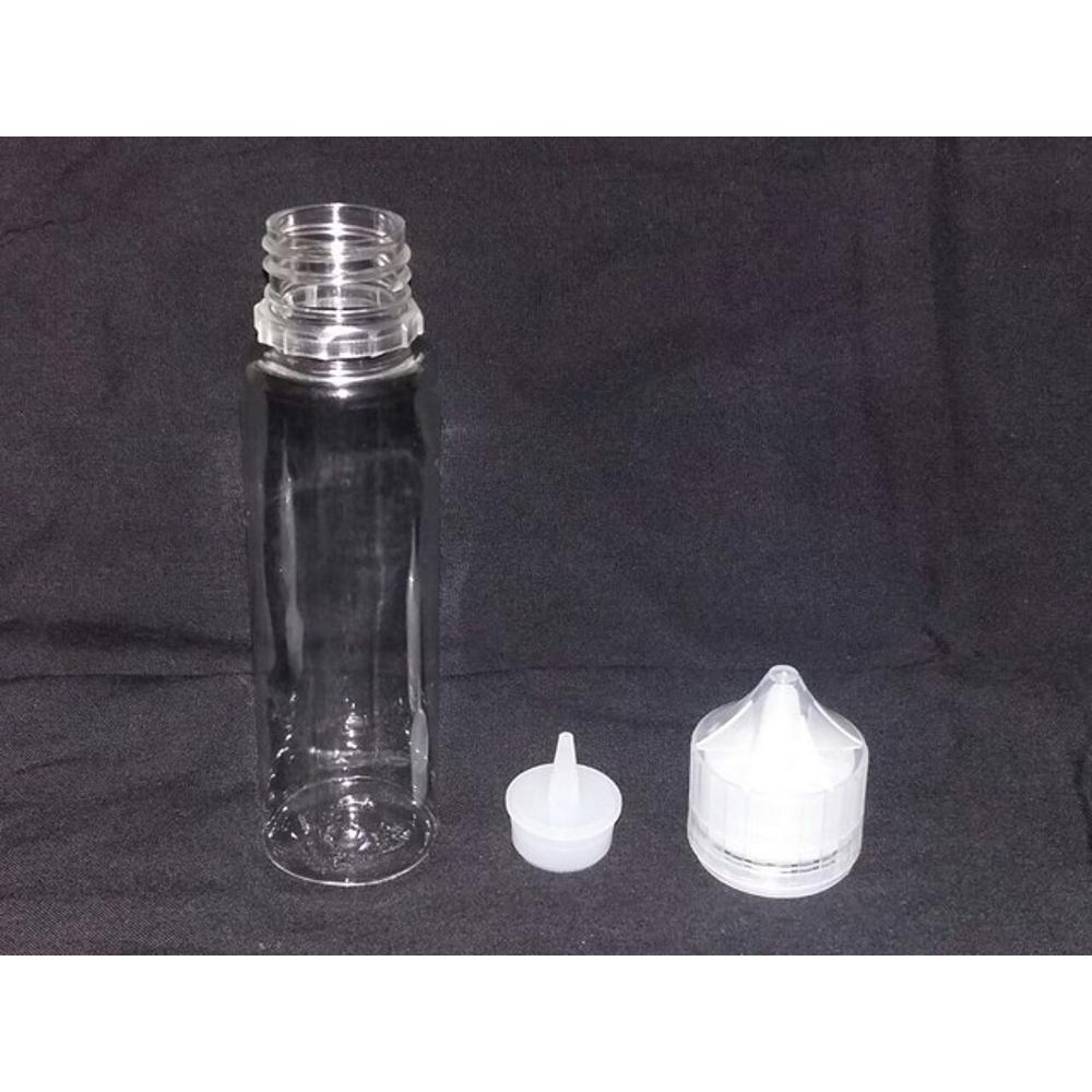 Botol Plastik 100ml 100 Ml Shopee Indonesia Chubby Gorilla Transparan Liquid 60