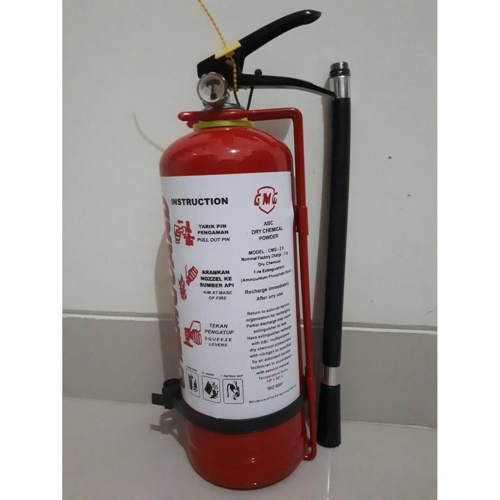 Www Apar: APAR 2 Kg / Alat Pemadam Api Ringan / Fire Extinguisher