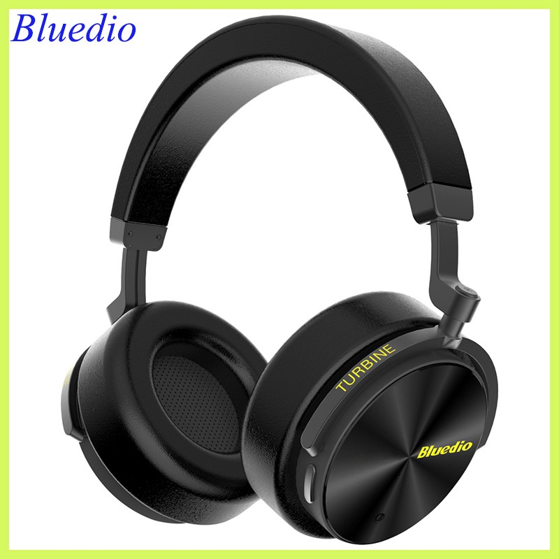 # 3C # bluedio T5 Headphone Wireless Bluetooth Noise Cancelling Portable | Shopee Indonesia