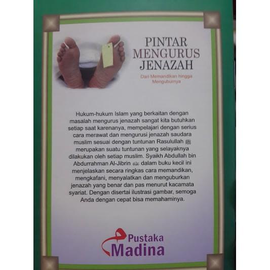 Buku Saku Pintar Mengurus Jenazah Shopee Indonesia