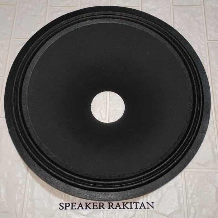 Daun speaker 15inch PA Hitam