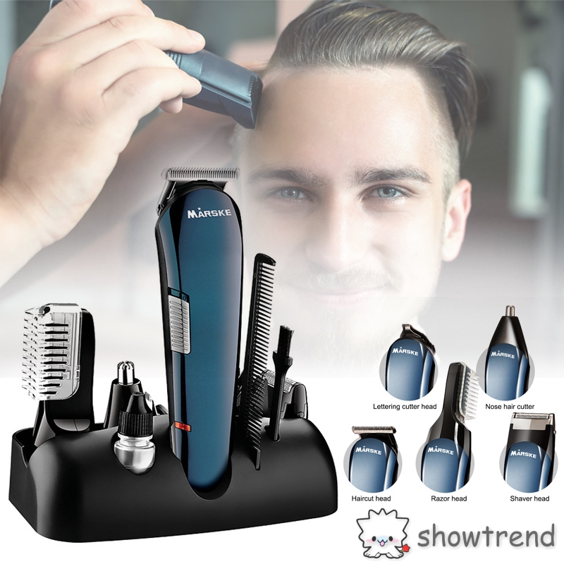 BaoRun P3 Professional Rechargeable Pet Electric Hair Clipper Cutter with  Grooming Trimming Kit  37b272cdc3