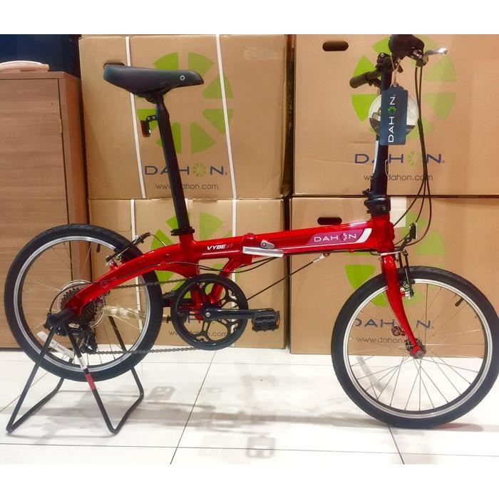 Mainan Anak Folding Bike Sepeda Lipat 20 Dahon Vybe D7 Shopee Indonesia