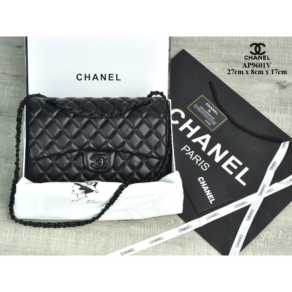 2b5d1ff4a16001 Tas Chanel Classic 25 Lambskin SHW AL1112   Shopee Indonesia