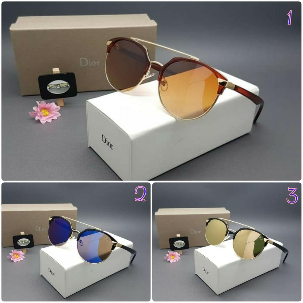 42edb099b2 Kacamata Dior 3239 size 50-16-138 frame tr wanita kw super