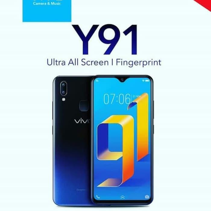 Vivo Y91 Ram 2 Rom 32 Bisa Fingerprint Dual Back Camera Garansi Resmi 1 Tahun
