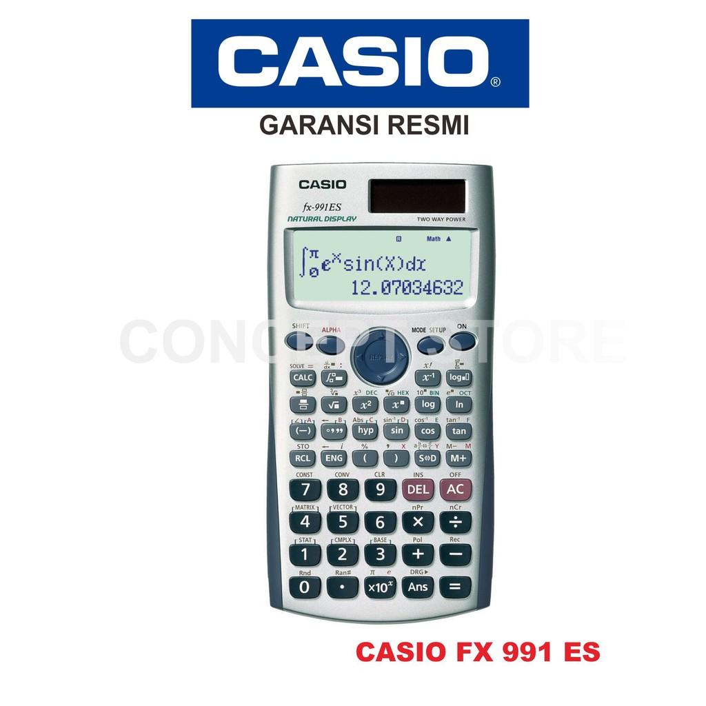 Casio Kalkulator Fx 350ex Scientific Calculator Daftar Harga 991 Id Plus Ilmiah 350 Ex Fx350ex Shopee Indonesia