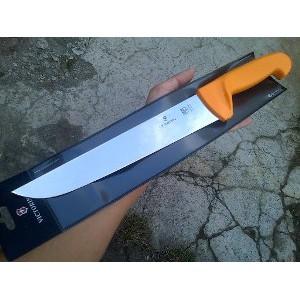 Pisau BUTCHER VICTORINOX 20CM Sembelih Daging Dapur Knife Original Resmi | Shopee Indonesia