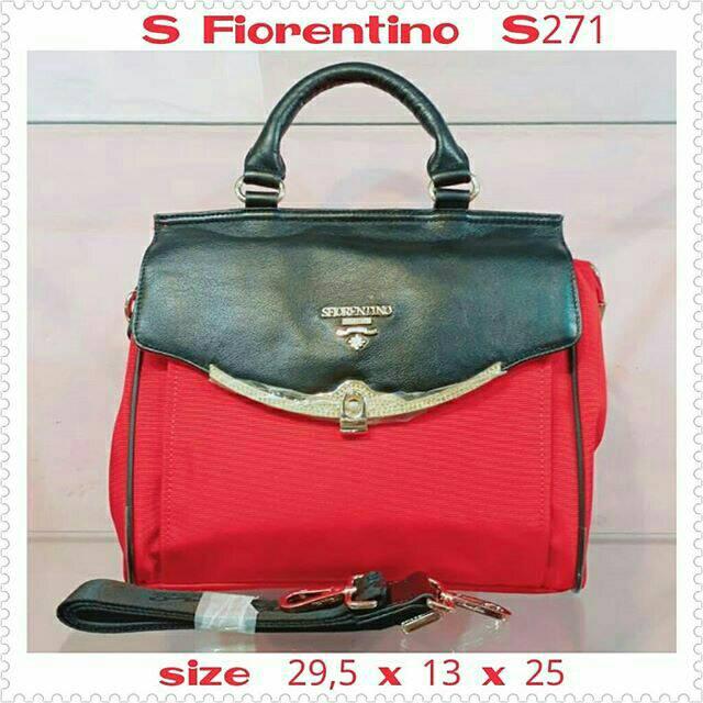 Discount Promo Tas Wanita import S Fiorentino S271 ori  e6df2b6cc1