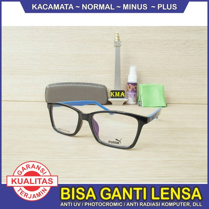 LENSA KACAMATA MINUS ANTI UV ~ Lensa Kacamata BACA   PLUS untuk ukuran +0 4d77cc0a5c