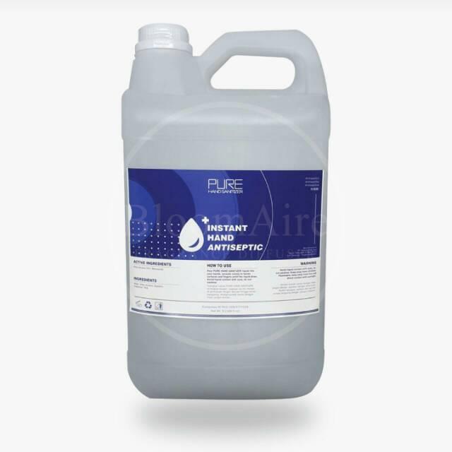 5 liter hand sanitizer gel