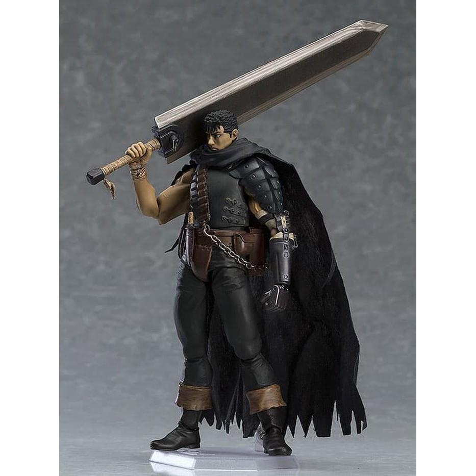 Figma 359 Berserk Guts Black Swordsman Ver Repaint Edition Figure New In Box