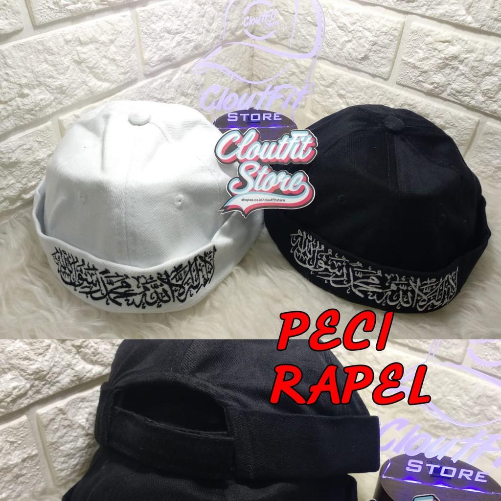Peci Miki Hat Kopiah Rapel Tawheed Mikihat Hijrah  d18ff5ad4059