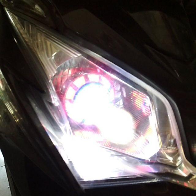 Lampu Projie U27R Mini RRB Rainbow 3 Inch Angel Bulat Running WMP-0572 | Shopee