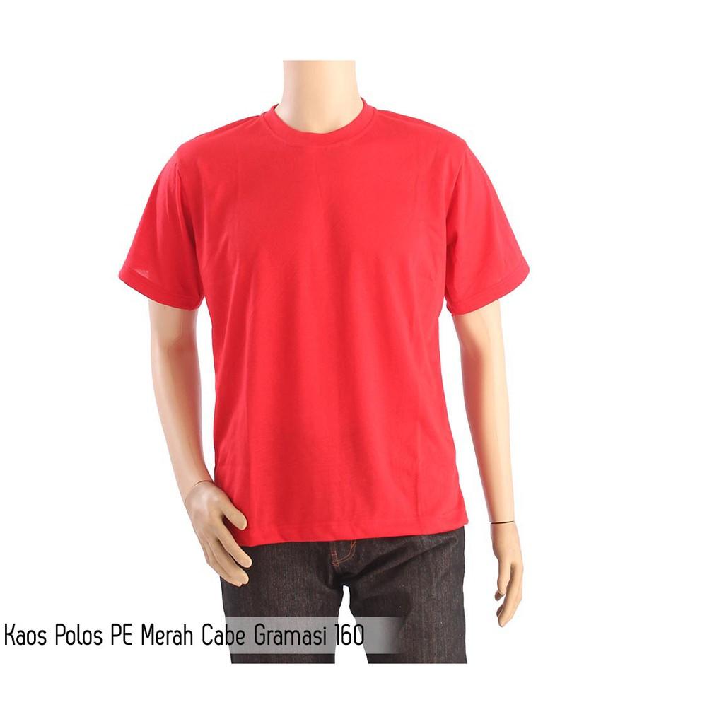 Download Mock Up Kaos Merah Maroon   Download Free and Premium ...