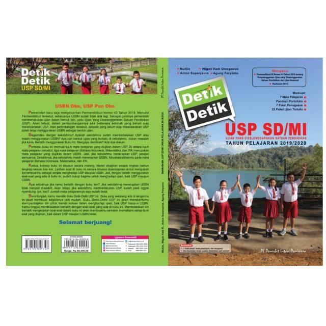 Promo Buku Detik Detik Usp Sd 2020 Intan Pariwara Plus Kunci Jawaban Shopee Indonesia